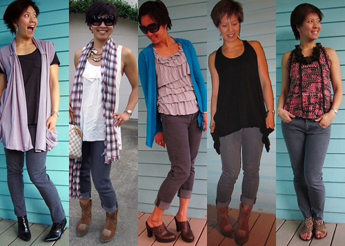 Gap gray jeans 02