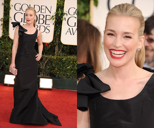 Piper Perabo Golden Globes 2011
