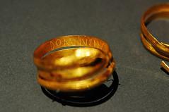 Pompeii Gold Bracelet