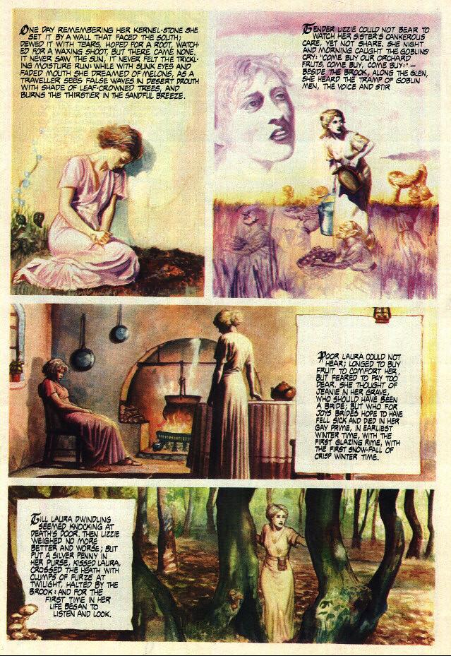 The Goblin Market (Novela grafica) 5365252264_114645fb96_b