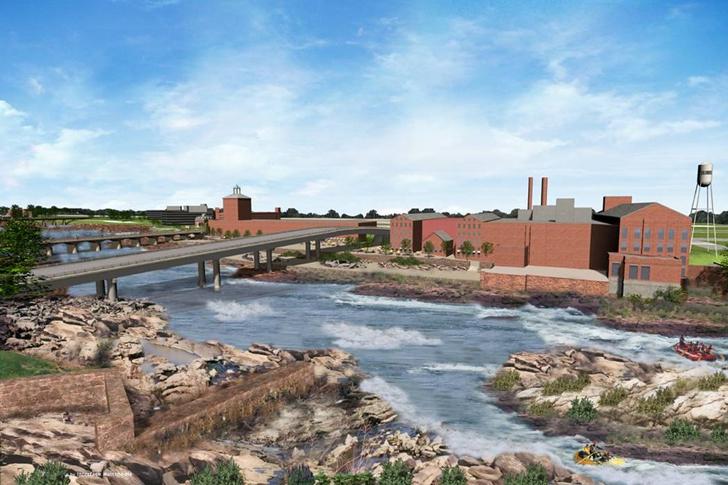 Proposed Chattahoochee River Restoration - Columbus, GA