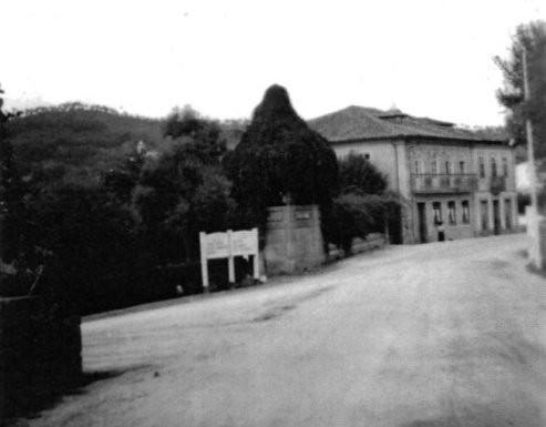 Rua Esteves Ribeiro Arco de Baúlhe 1952