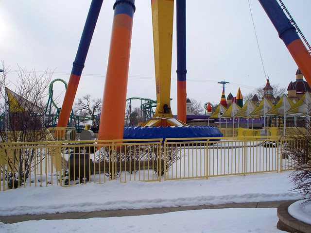 Cedar Point - Off-Season maXair