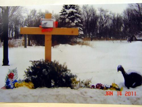 turkey memorial in watertown
