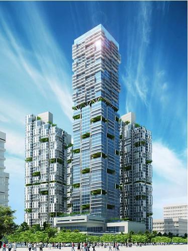 Apartment Complex Architectural Plans