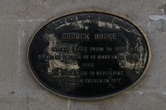 Photo of Black plaque № 5546