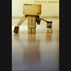 Travel to Annika (Oliver Totzke) Tags: 2 canon mark days ii 1d 365 danbo mark2 revoltech danboard