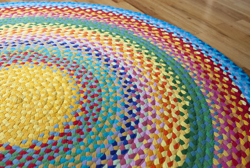 The Rainbow Rug Sew Liberated