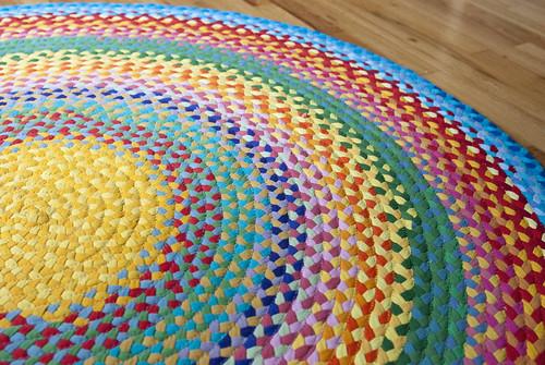 rainbow rug 1