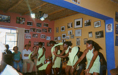 Afro-Peruvian dance