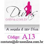 Divas Online - Use esse codigo e ganhe desconto!