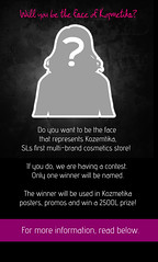 Face of Kozmetika contest (Aranel Ah *BOOM* Clothing Co.) Tags: beauty contest makeup sl secondlife win cosmetics kozmetika