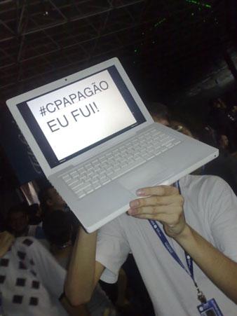 #CPApagão, foto Ana Brambilla