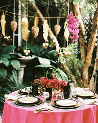 194868-22-01LuluPowers (mscott218) Tags: pink flowers red favorite black design interiors lulu outdoor designer interior dining powers interiordesign entertaining tablescape lonny