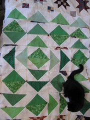 More than one way to quilt a goose.