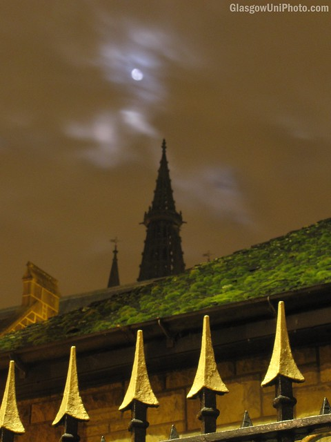 Spikes and Spires in the Night