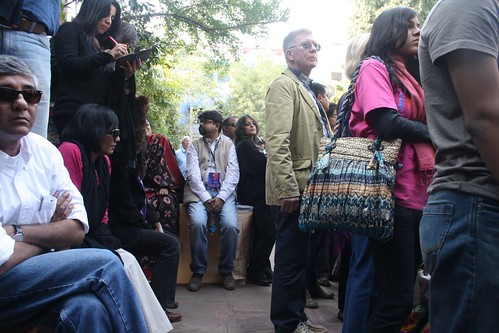 Jaipur Diary – Long Queue for JM Coetzee
