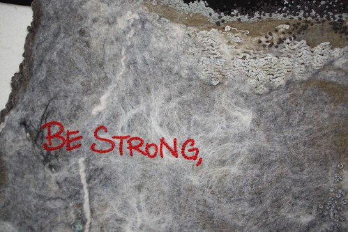Be Strong, Always