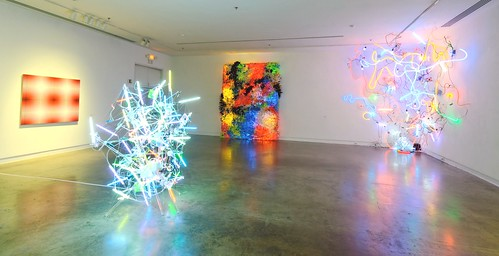 Starry, Starry Nights: Five Light Filled Installations