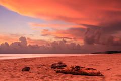 Pangumbahan Sunset | Ujung Genteng, Sukabumi