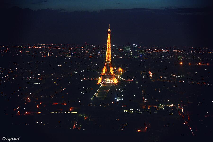 2016.10.09 ▐ 看我的歐行腿▐ 艾菲爾鐵塔,五個視角看法國巴黎市的這仙燈塔 03