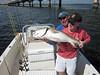 Father and Son with Big Redfish (John Dreyer) Tags: redfish spottail fatherandson fishing southcarolina canon copyright2016johnjdreyer photocreditjohnjdreyer