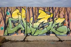 Graff by Wise ! (Stphane LANDMANN) Tags: wise street graff graffiti graffeur artiste art streetart peintre peinture extrieur downtowngraffiti spray surraliste wiseoner
