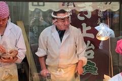 Bakers (Toni Kaarttinen) Tags: japan  japonia    jap japonsko jaapan  japani japon xapn    japn jepang an tseapin giappone  japna japonija  japo  japonska japn hapon  japonya nht bn japanese kawasaki spring man baker bakery