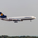 Aussichtsplattform Frankfurt Airport: Lufthansa Cargo McDonnell Douglas MD-11F D-ALCC