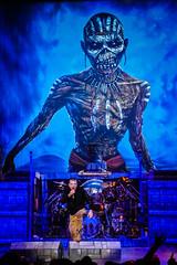 Iron Maiden - May 2016 (25 of 30) (graemedoylephoto) Tags: ironmaiden brucedickinson eddie heavymetal rock hardrock bookofsouls guitar band