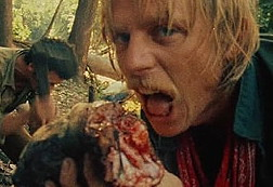 Abba fancies a snack - Cannibal Holocaust