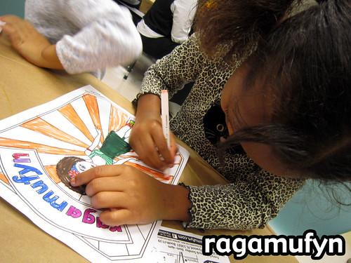 ragamufyn @ school