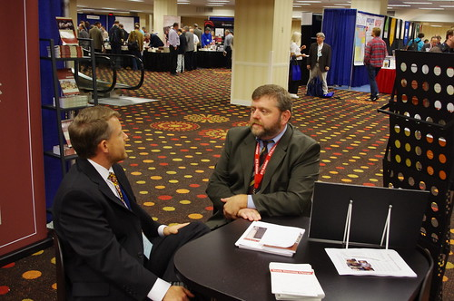 Acton at ETS 2010 3