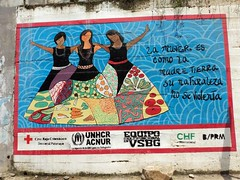 UNHCR News Story: UNHCR and partners tackle sexual violence in southern Colombia (UNHCR) Tags: news latinamerica southamerica support colombia domesticviolence shelter awareness information protection stigma assistance unhcr victims indigenous insecurity displacement newsstory socialnetworks idps putumayo sexualviolence mocoa displacedpeople internallydisplaced unrefugeeagency colombiasnationalinstituteoflegalmedicineandforensicsciences 16daysofactivismagainstgenderviolencecampaign