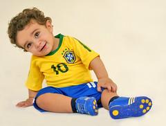 Brazil♥ little KAKA (Maryam.Ibrahim) Tags: