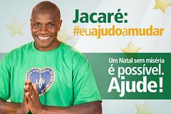 Jacar (LBV Brasil) Tags: natal caridade solidariedade fraternidade