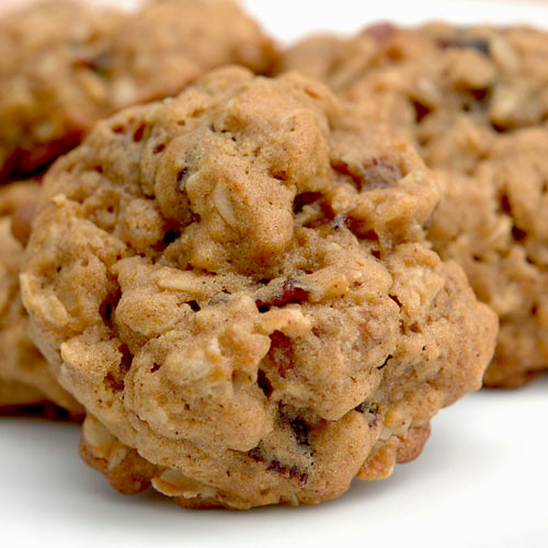 Oatmeal, Cranberry and Pecan Spice Cookies «