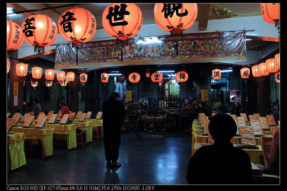 板橋接雲寺(60D初拍)