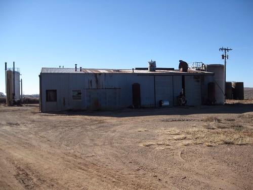 Rust Building
