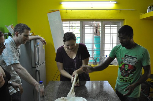 Cooking class in Varkala