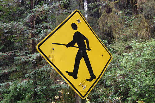 Watch for ...walkers?