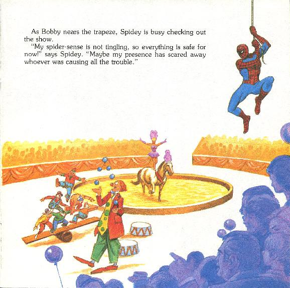 Spider-Man - The Big Top Mystery024