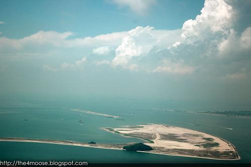 Pulau Sejahat and Pulau Sejahat Kechil, Singapore