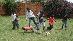 Orphans at Play (dreamofachild) Tags: poverty children village african poor orphan orphanage uganda humanitarian villagers eastafrica pader ugandan northernuganda kitgum humanitarianaid aidsorphans waraffected childcharity lminews