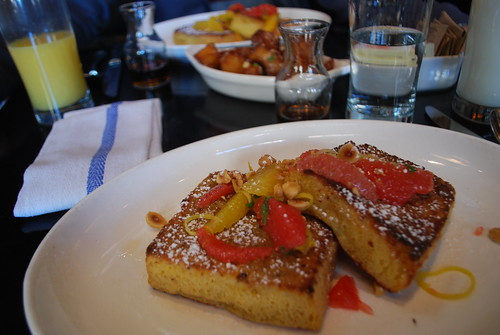 Locanda Verde - best french toast EVER