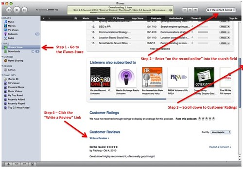 How to Get a Podcasts Featured in iTunes