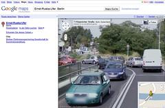 StreetView: Berlin-Altglienicke