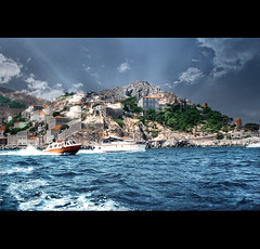 Corfu island III (Chariots_of_Artists) Tags: blue sea beauty island amazing greece corfu yunanistan mygearandmepremium mygearandme1
