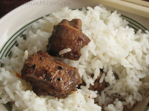 Black Bean Spareribs 4