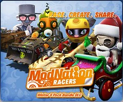 ModNation Racers PS3: Winter Pack
